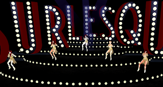 Burlesque Remix, Kyshra w/Players