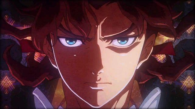 الحلقة 05 أنمي Garo: Guren no Tsuki مترجم تحميل +