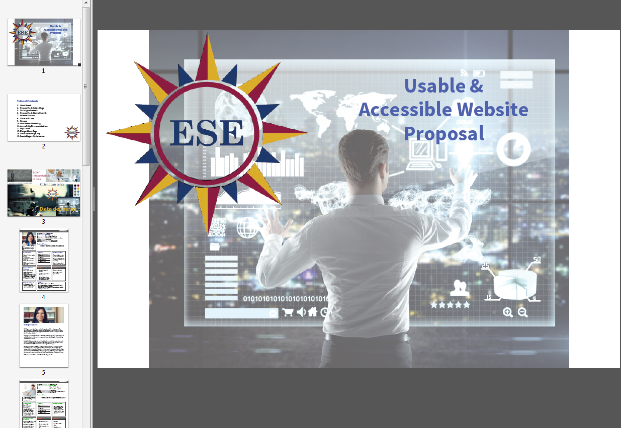 usability analysis proposal Our functional analysis is a manual for everyone involved in the making of your website it minimizes the chance of misunderstandings in the design and development stage how can we help you.