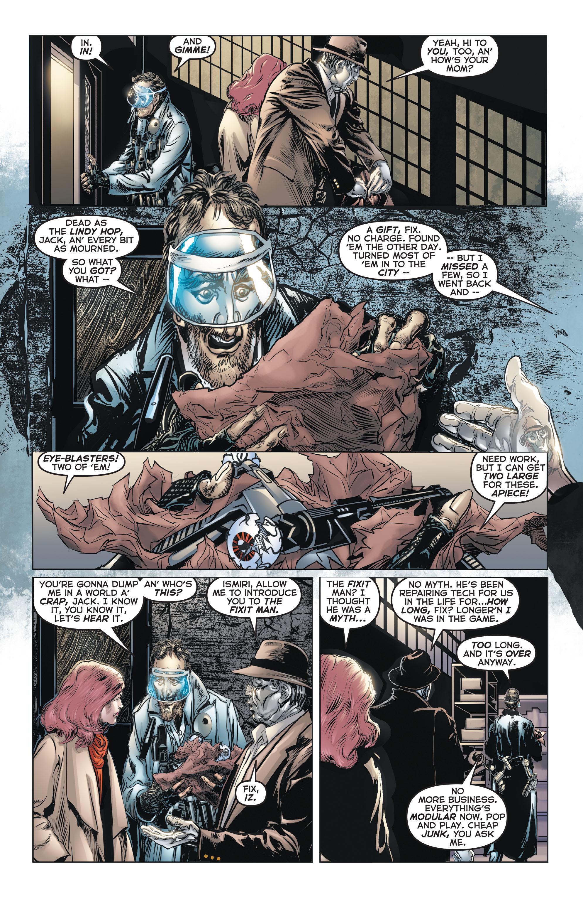 Read online Astro City comic -  Issue #33 - 9