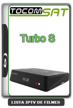 Tocomsat Turbo S Nova Atualização Satélite SKS Keys 61w ON V1.029 - 25-03-2020