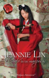 El Vuelo de las Mariposas – Jeannie Lin