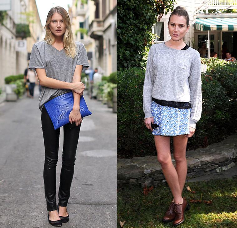 Market HQ Blog: Freja Beha Erichsen | Model street style