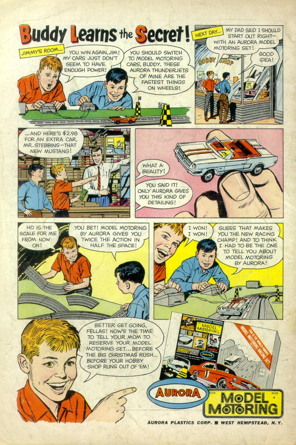 Strange Adventures (1950) issue 172 - Page 36