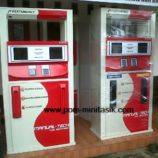 harga pom mini manual tech