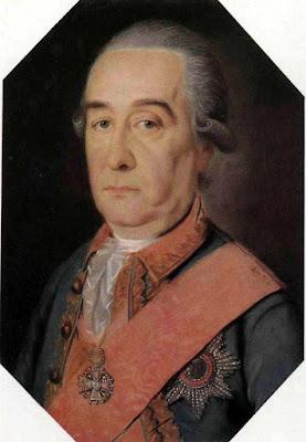 Nekonata pentristo. Portreto de Miĥail Izmajlov (1722 – 1800)
