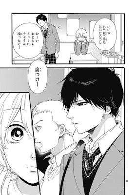 Ayuko Hatta lança nova série Haihara-kun wa gokigen naname (Haihara kun é mau humorado) na Betsuma