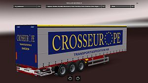 Narko Curtainsider trailers pack