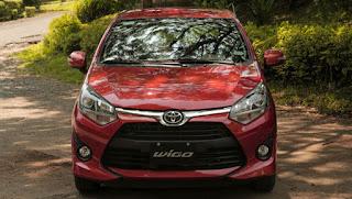 Hiện tượng gây sốt Toyota wigo 2019 ảnh 3