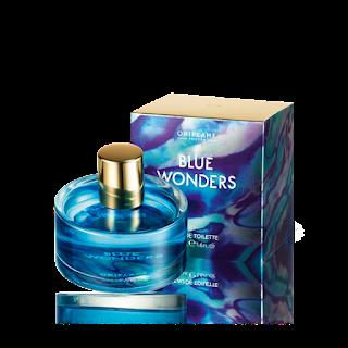 Oriflame Γυναικείο Άρωμα Blue Wonders EdT 50ml