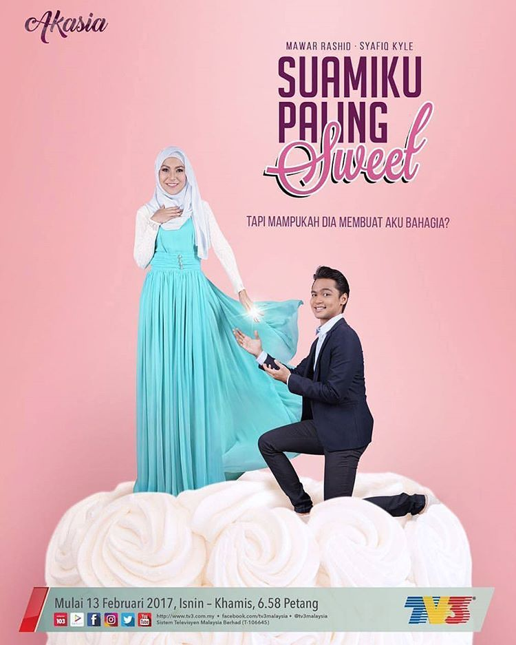 Suamiku Paling Sweet‬ (TV3)