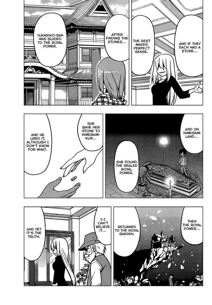 Hayate the Combat Butler - Chapter 539
