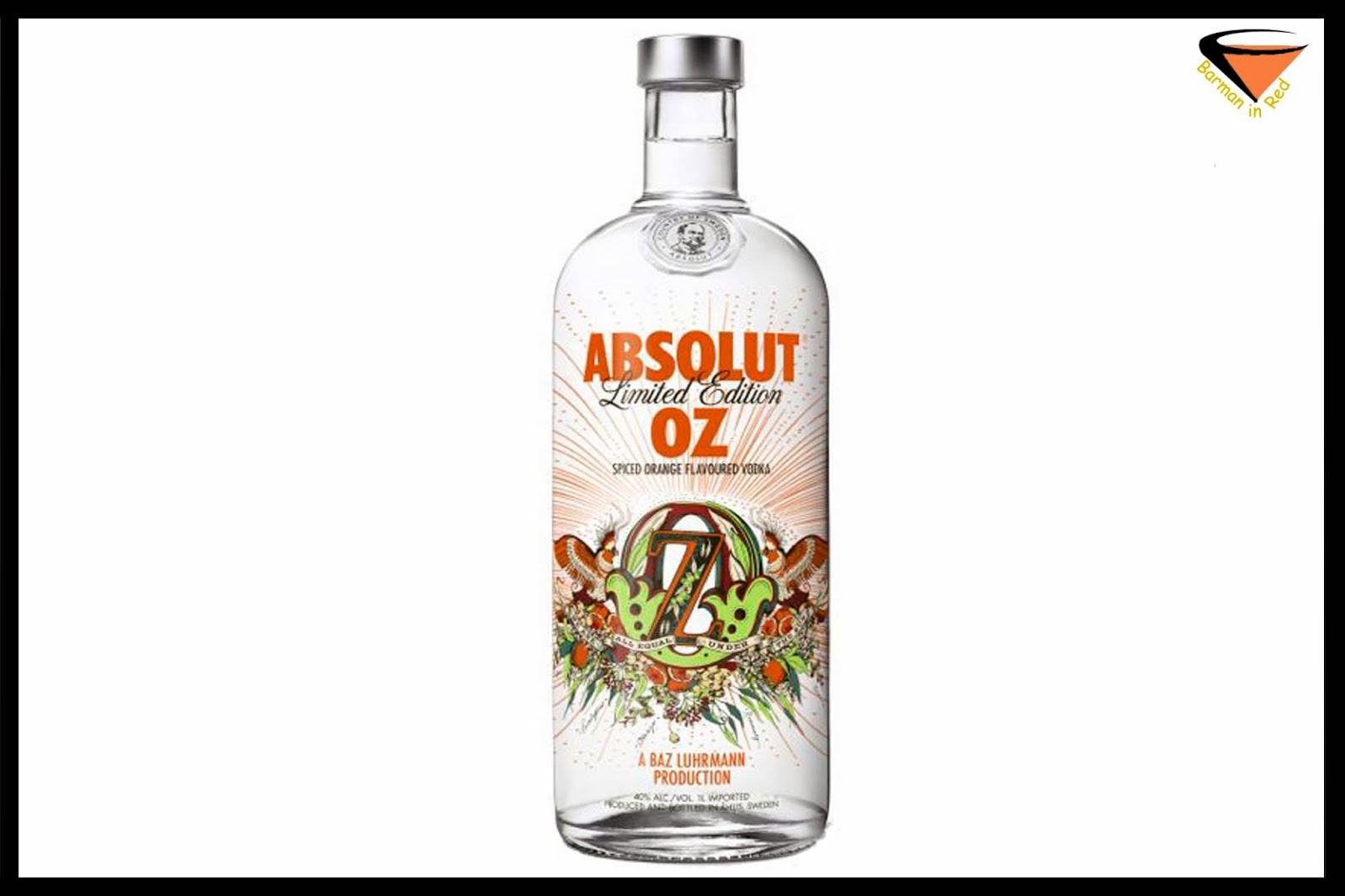 Absolut Vodka Oz