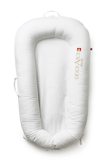 DockATot Deluxe Dock Baby Lounger & Sleep Positioner