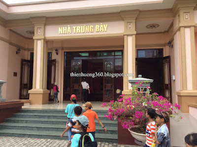 Lăng cụ Phó bảng Nguyễn Sinh Sắc | Công trình nhà trưng bày