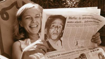 Ingeborg Bachmann in jungen Jahren © BACHMANN-ERBEN