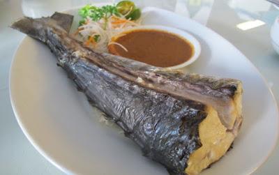 ikan tenggiri bakar paling enak