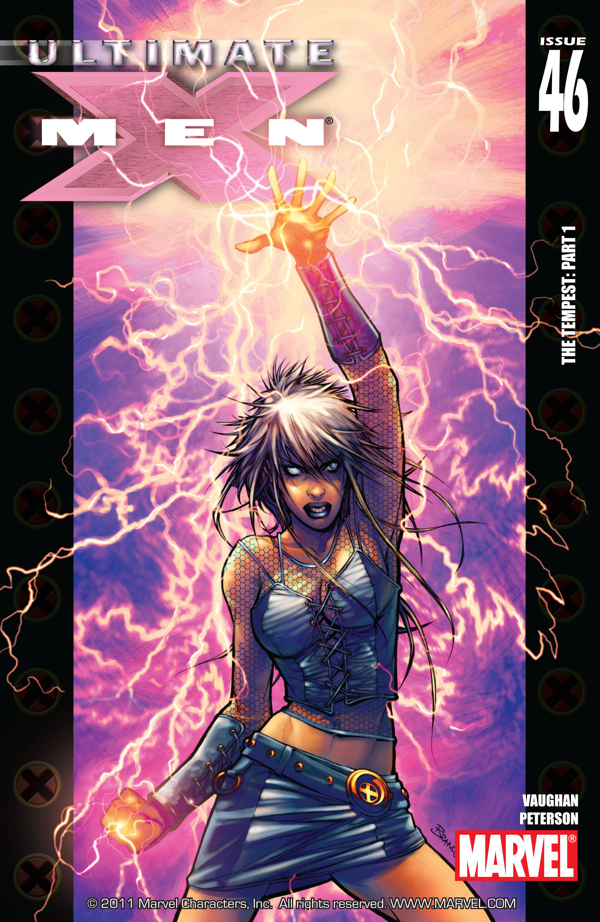 Read online Ultimate X-Men comic -  Issue #46 - 1
