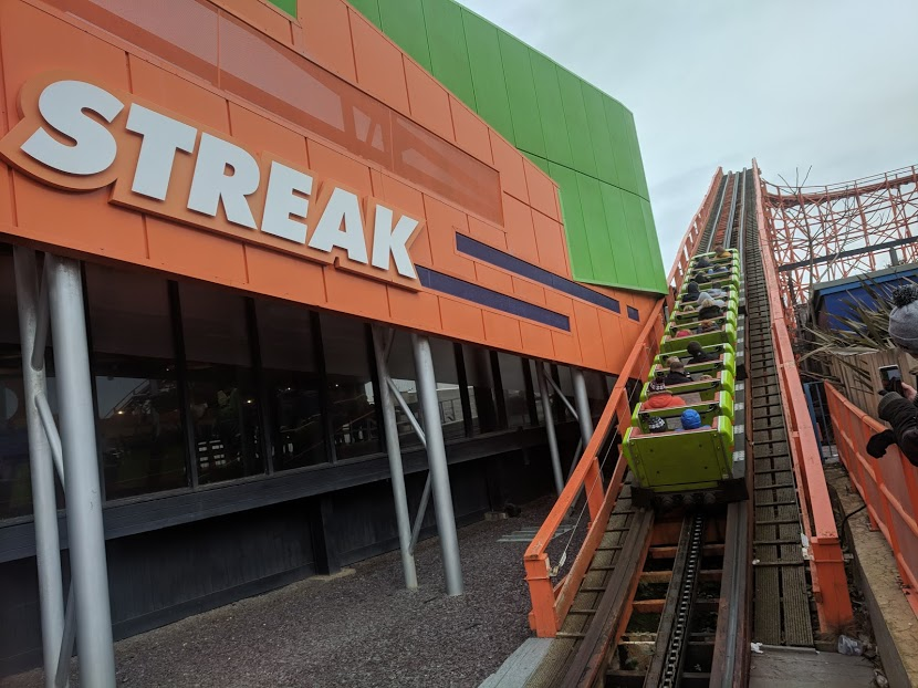 The Big Blue Hotel Blackpool | Pleasure Beach Package & Deluxe Family Room Review  - Nickelodeon streak