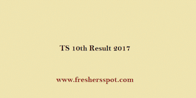 TS 10th Result 2017 Name Wise To Be Out Soon