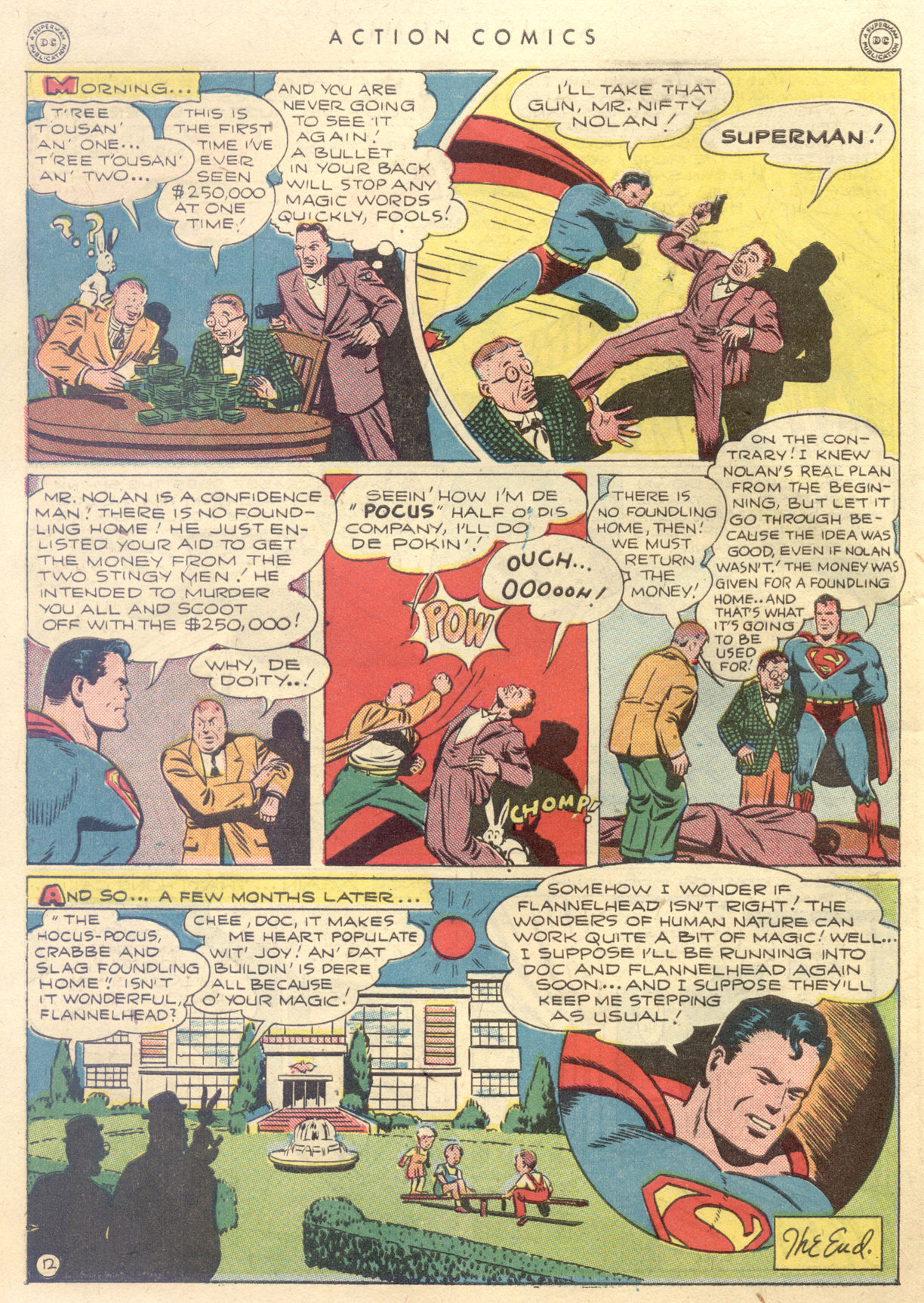 Read online Action Comics (1938) comic -  Issue #88 - 14