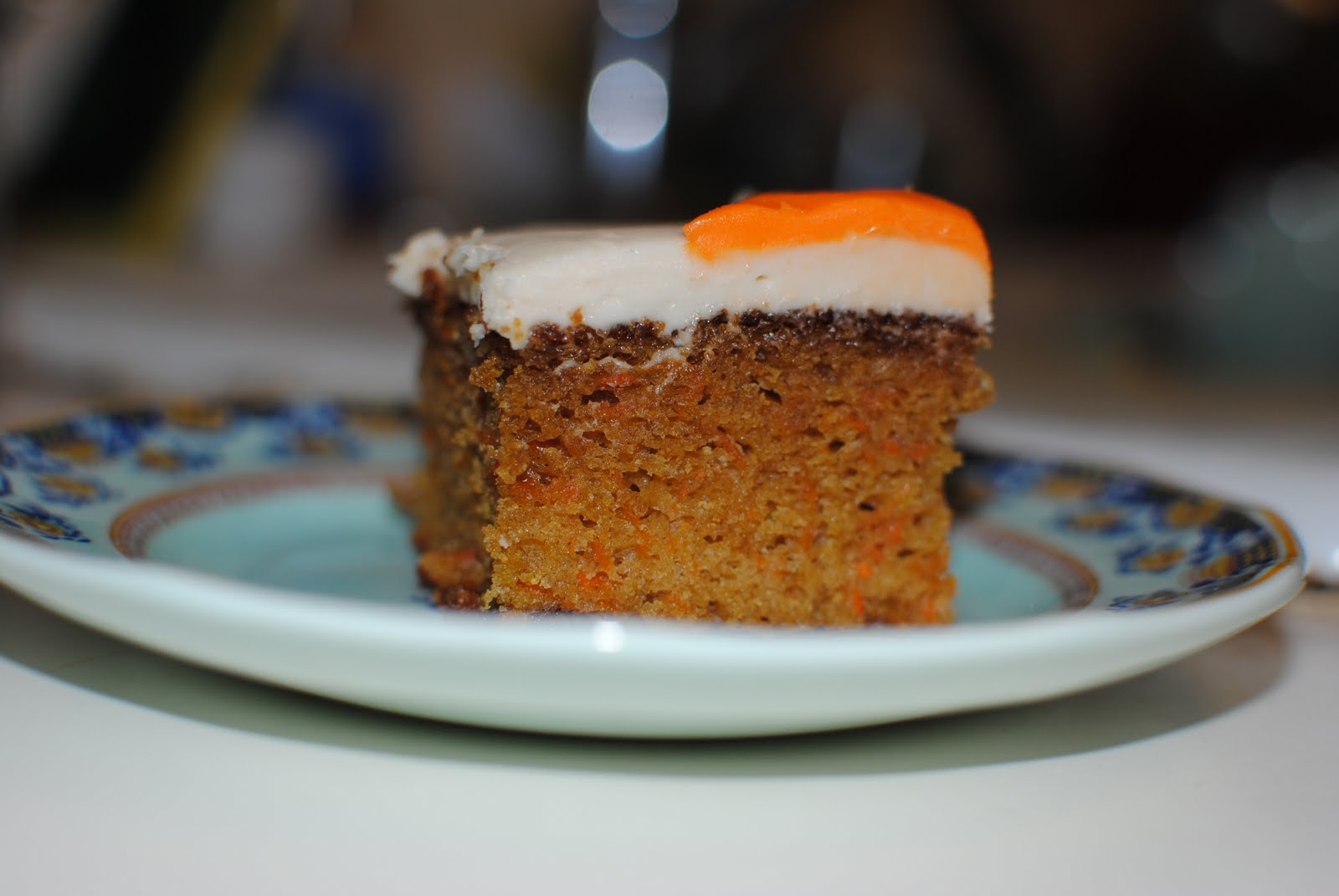 Non Dairy Icing For Carrot Cake