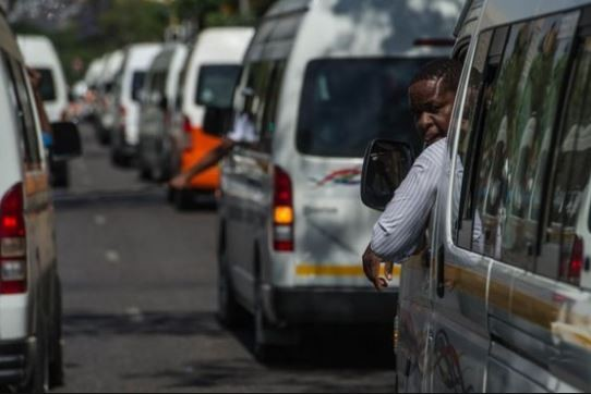 11 taxi drivers shot dead in South Africa on return from funeral