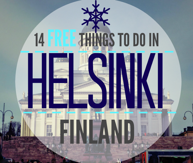 Free things to do Helsinki finland