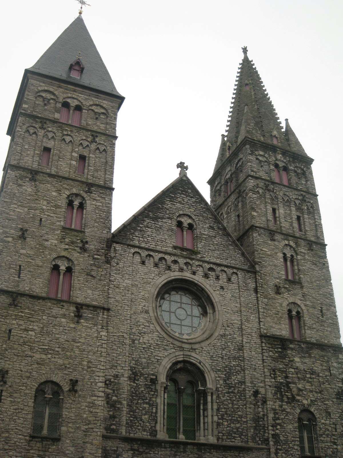 Iglesia de St-Jacobs en Gante