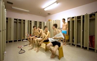 Locker room weenies