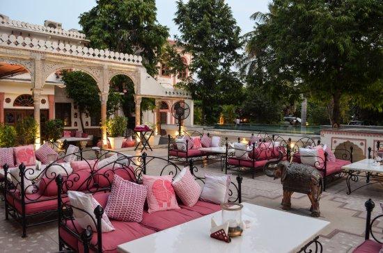 Elephant - Naila Bagh Palace