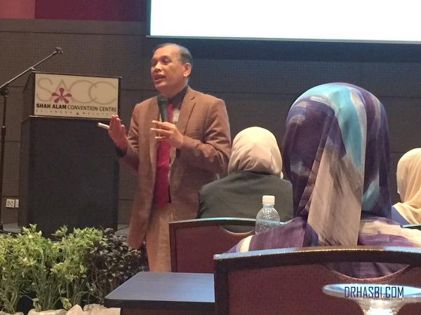 ceramah motivasi drp Hj Mohd Jantan