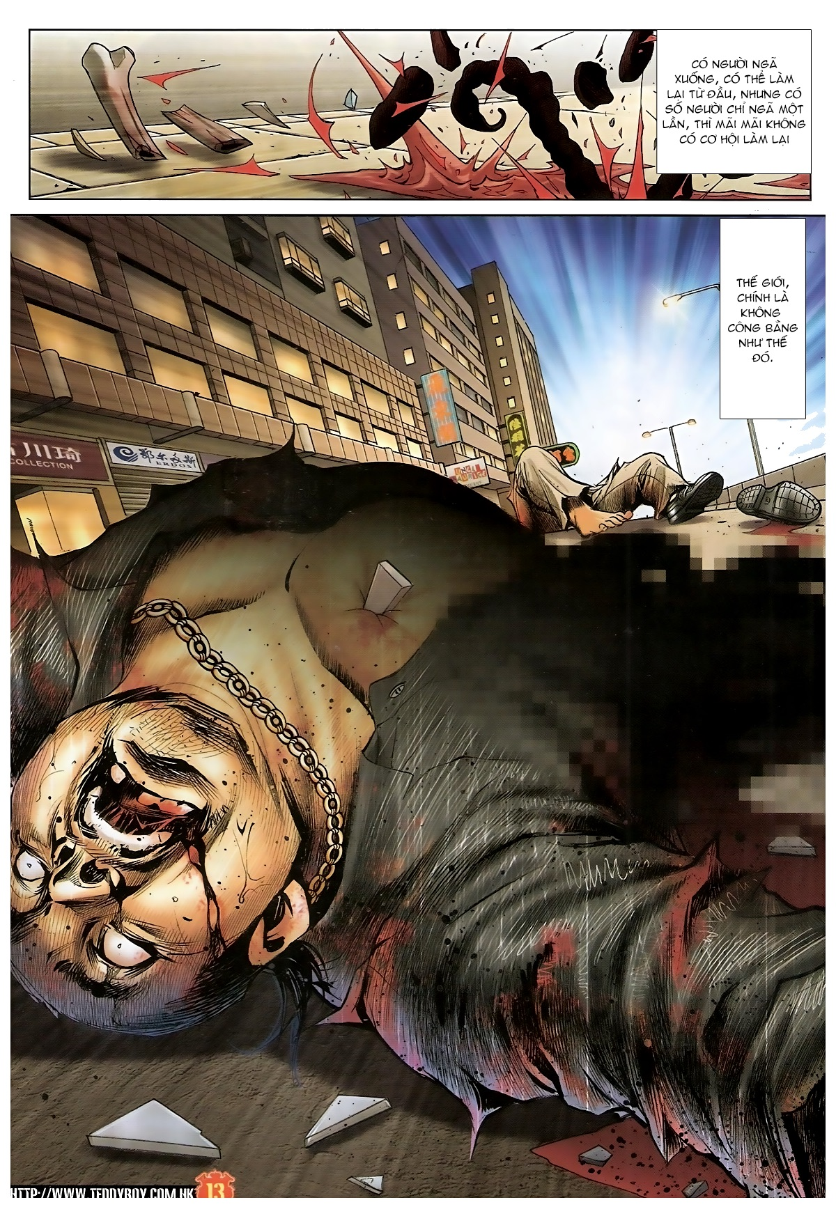 Người Trong Giang Hồ - Chapter 1545: Mượn dao giết người - Pic 12