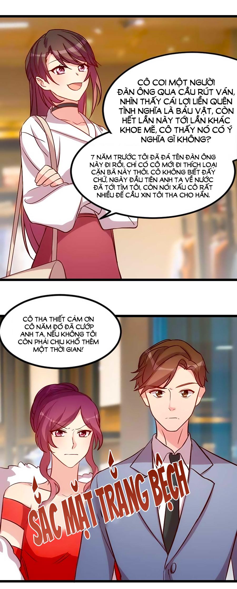 Cô Vợ Ấm Áp Của Hạ Thiếu - Chapter 82