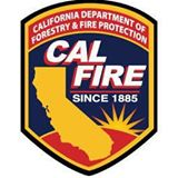 CAL FIR PATCH LOGO