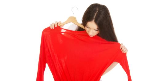 Mimpi memakai baju merah togel