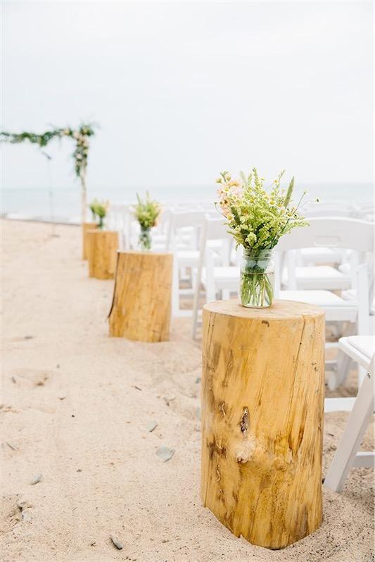 boda en la playa chicanddeco