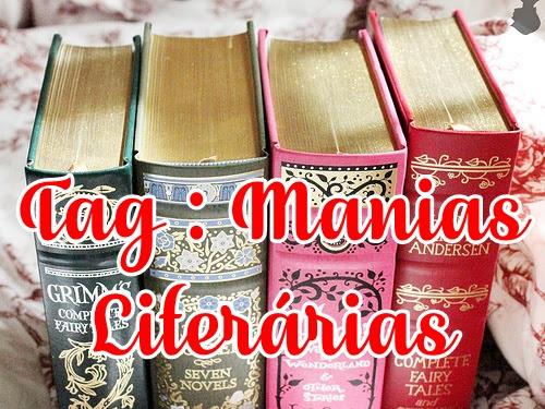 [Tag] Manias literárias