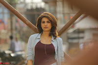 Shraddha Das in a Lovely Brown Top and Denim jeans ~ Exclusive Unseen Beauty HD Pics 016.JPG