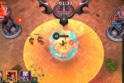Legendary Heroes MOBA v3.0.10 Mod Apk (Infinite Coins, All Heroes Unlocked) Terbaru