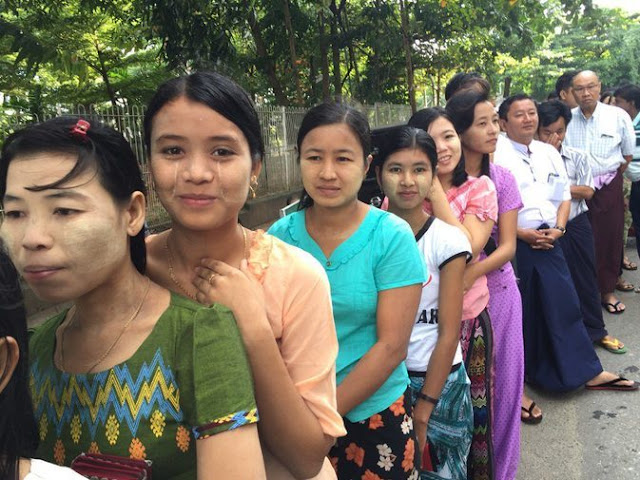 Myanmar women forced into marriage