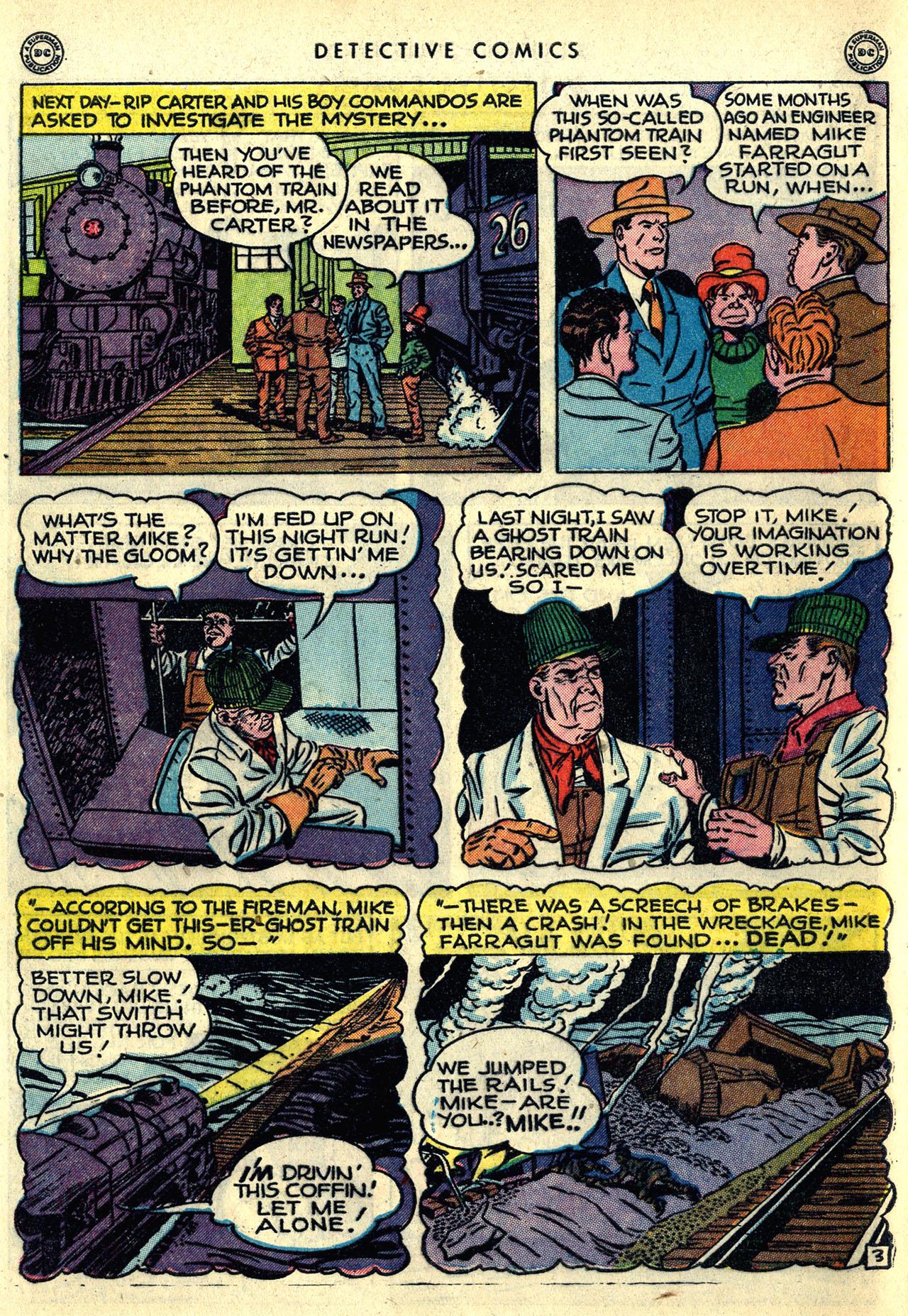 Read online Detective Comics (1937) comic -  Issue #121 - 40