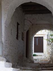 Naxos - Apeiranthos
