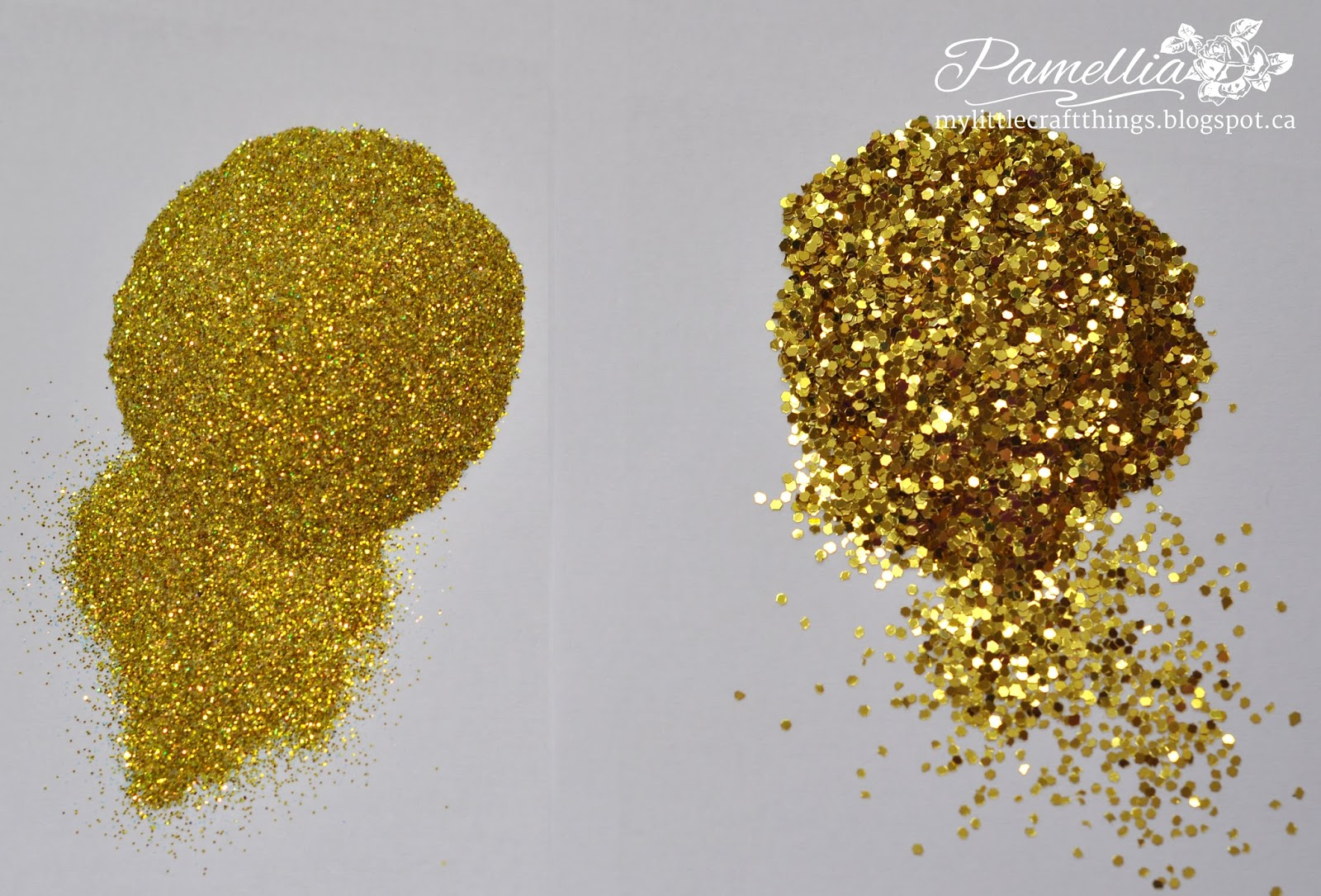 How To Use Glitter Gel Craft