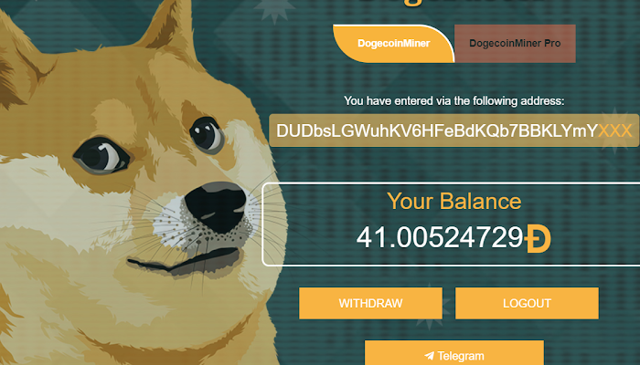 Free cloud mining Dogecoin even faster than ever