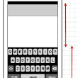 Measure the height of keyboard on PhoneGap app using jQuery