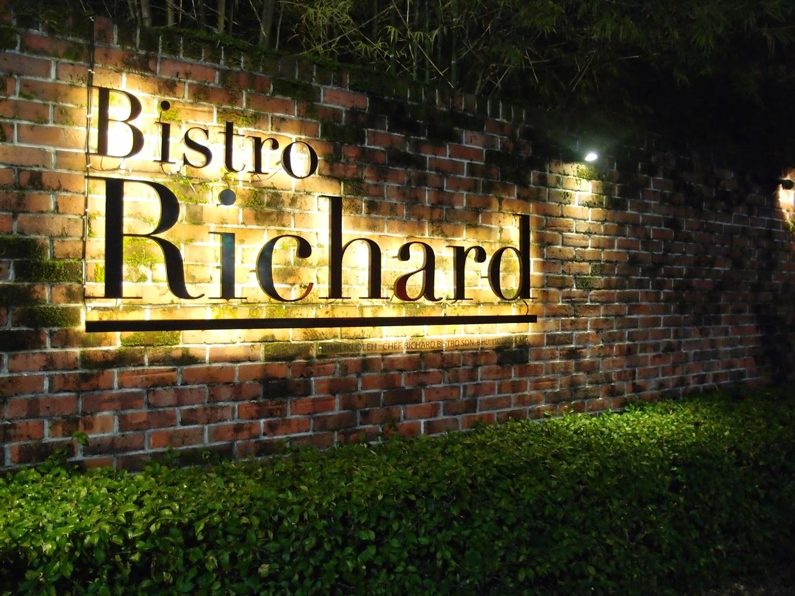 Kuala Lumpur Food Bistro Richard Cafe Jalan Ipoh
