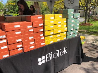 BioTek Party gifts