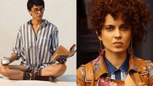 Pic: Kangana's UNSEEN rejected look Of Movie Judgemental Hai Kya