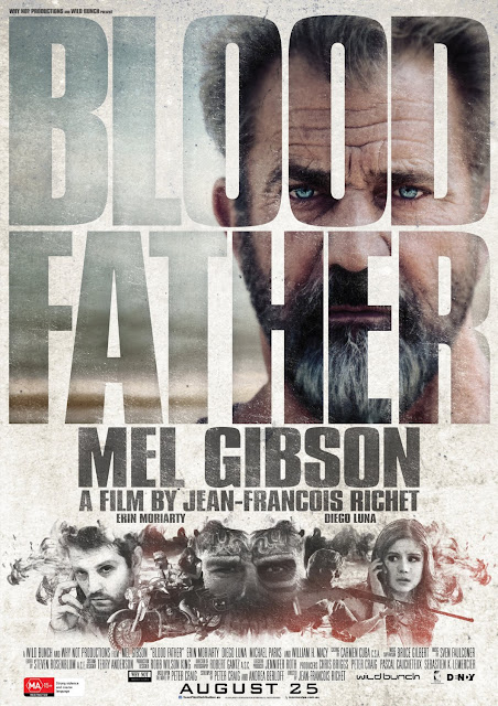 Blood Father (2016) ταινιες online seires oipeirates greek subs
